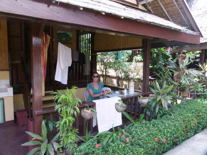budget accommodation in el nido