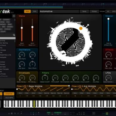 Tracktion Software BioTek 2 v2 1 2 [Mac OS X] | Go AudiO