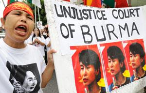 , Aung San Suu Kyi