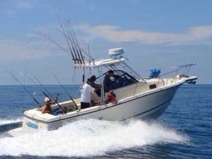 29 ft charter Boat