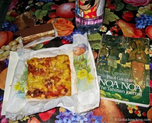Gaugin & Pizza in French Polynesia