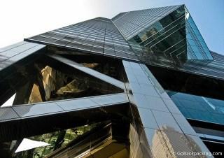 Modern Architecture on Hong Kong Island