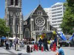 Photo Favorite: Chess Match in Christchurch