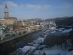 Photo Essay: Winter Street Scenes in Bern
