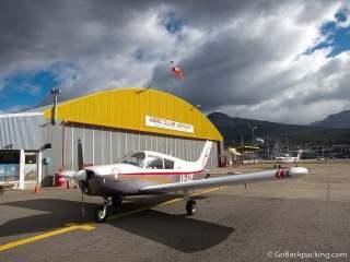 Scenic Flight Over Ushuaia