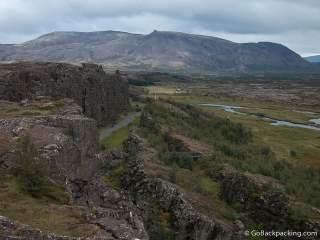 The Golden Circle: Þingvellir Park, Gullfoss Waterfall, and the Geysers