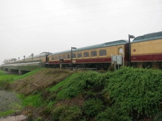 Napa Valley Wine Trains