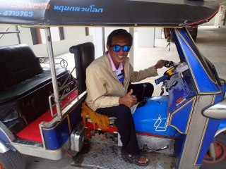 The Importance Of Hiring A Good Tuk-Tuk Driver In Thailand
