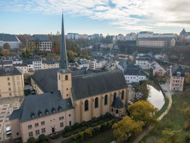 Neumünster Abbey