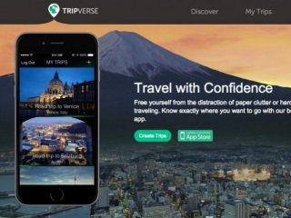 TripVerse: An App to Help You Streamline Your Travels