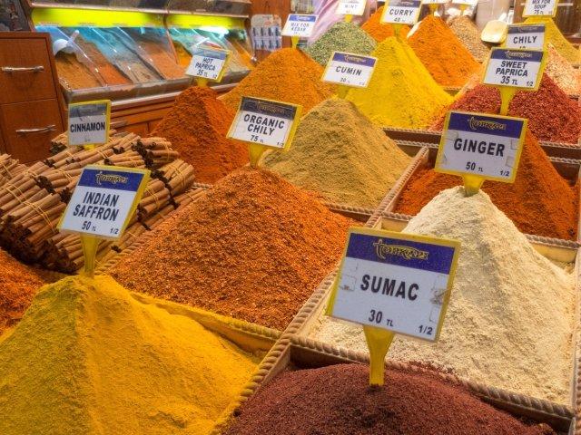 Fresh spices