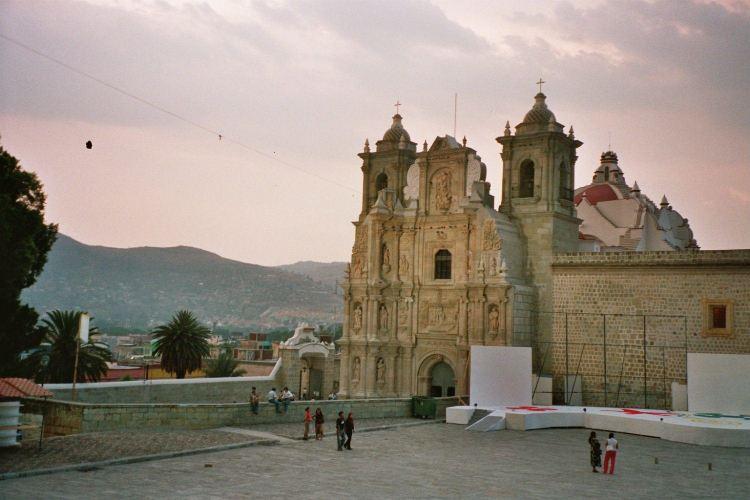 Basilica de la Soledad