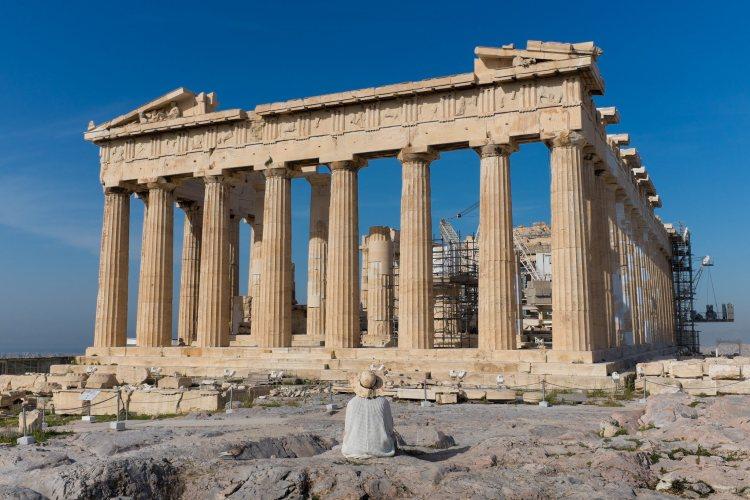 Parthenon Acropolis - Athens
