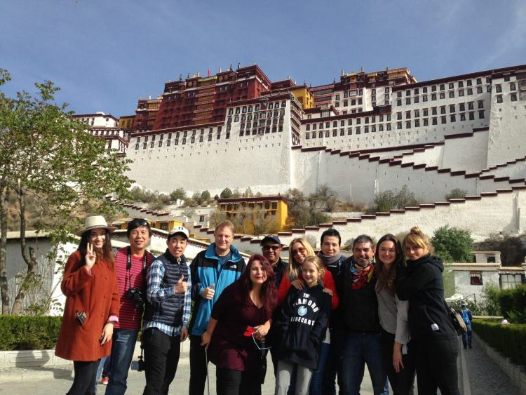 Tibet attractions, Potala Palace