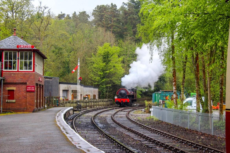 Steam train (photo: Laura Donnellan, Pixabay)