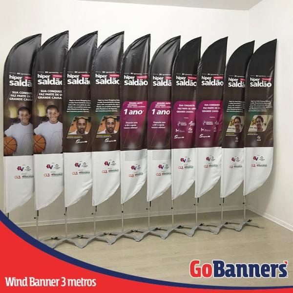 wind banner 3 metros hiper saldão bv financeira