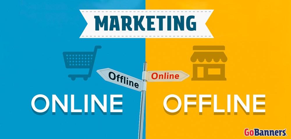 Marketing online e offline como alinhar as estratégias
