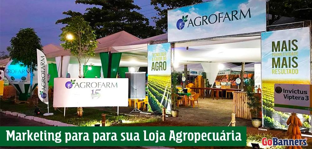 Marketing para Loja Agropecuária