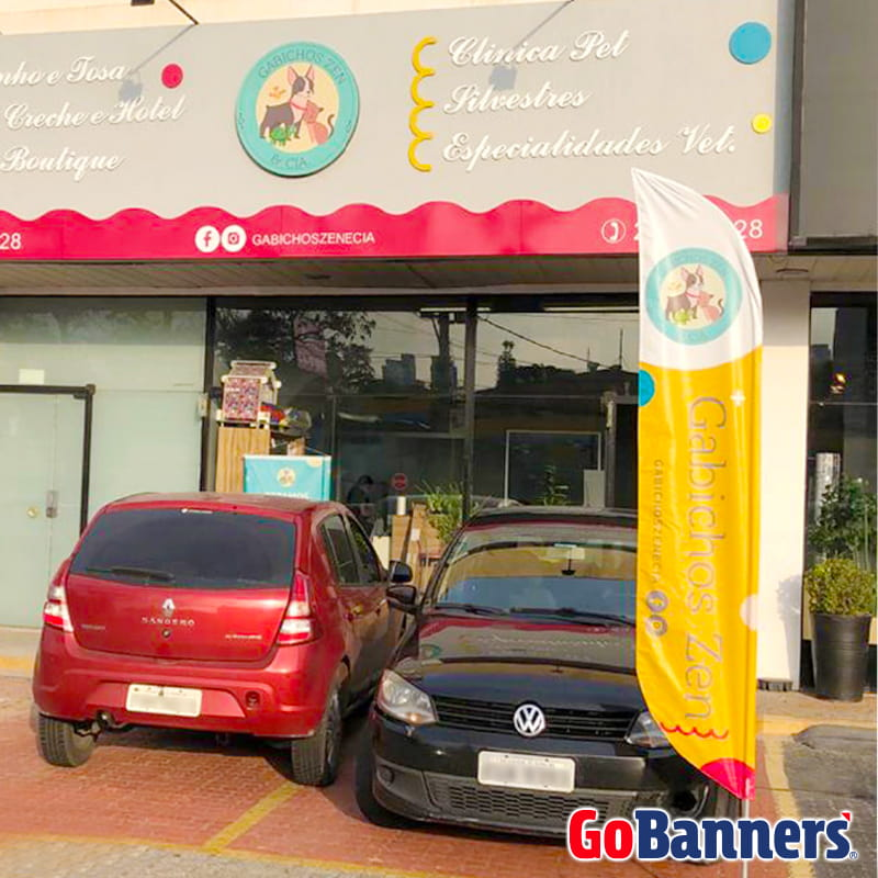 Marketing para Pet Shop Gabichos