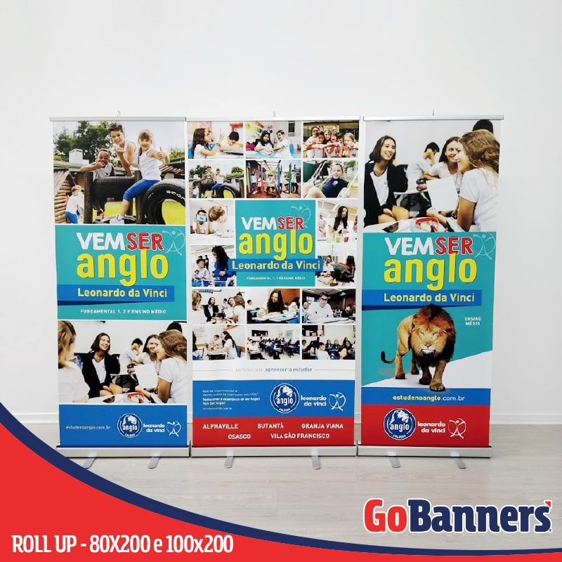 ROLL UP BANNER ANGLO