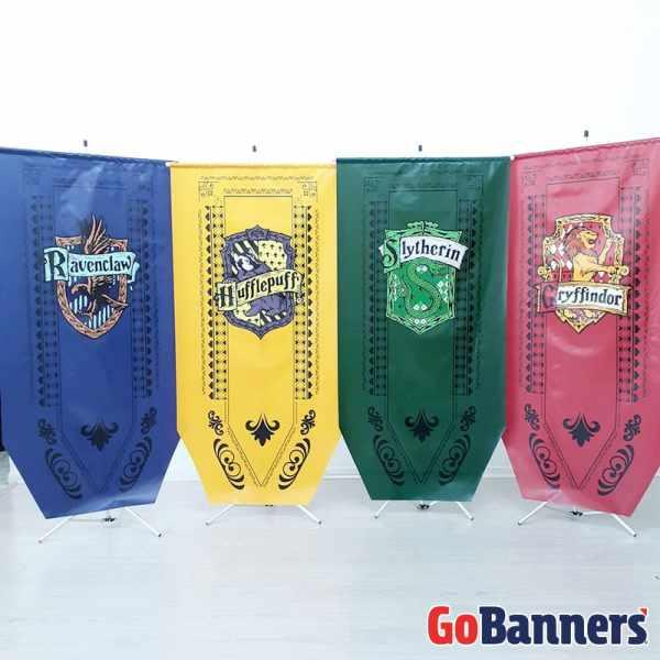 Banner Tripe Harry Potter