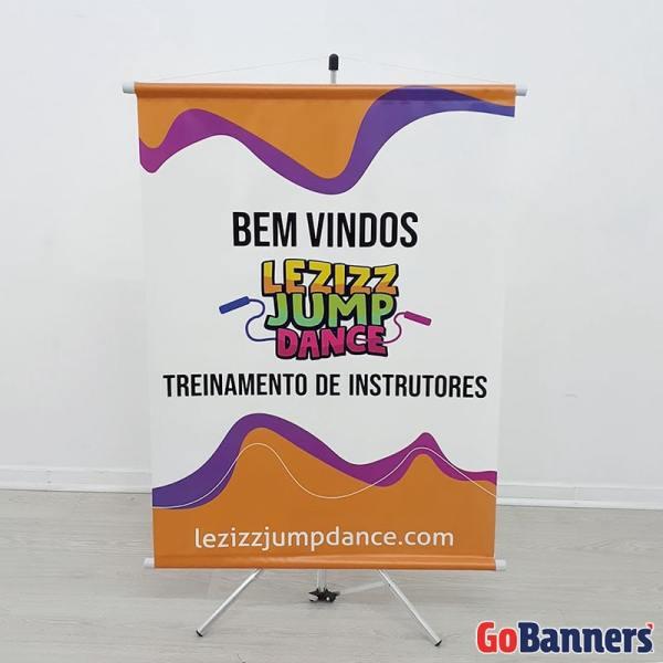 Banner Tripe Lezizz Jump Dance