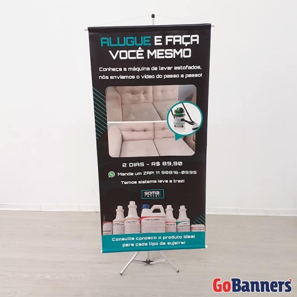 Banner Tripe Soma Rental