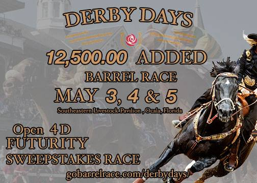 Derby Days Official Results