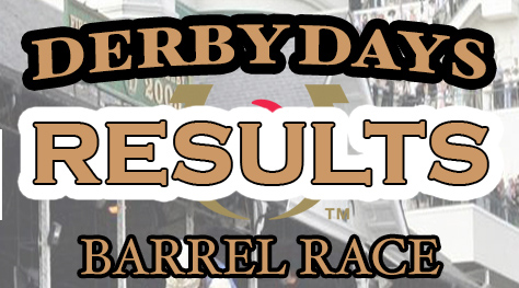 2020 Derby Days Official Results