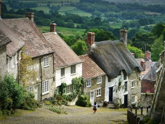 English Village by Fietzfotos CC0 Public Domain from Pixabay
