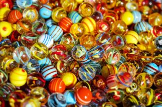 Marbles by Couleur CC0 Public Domain image from Pixabay