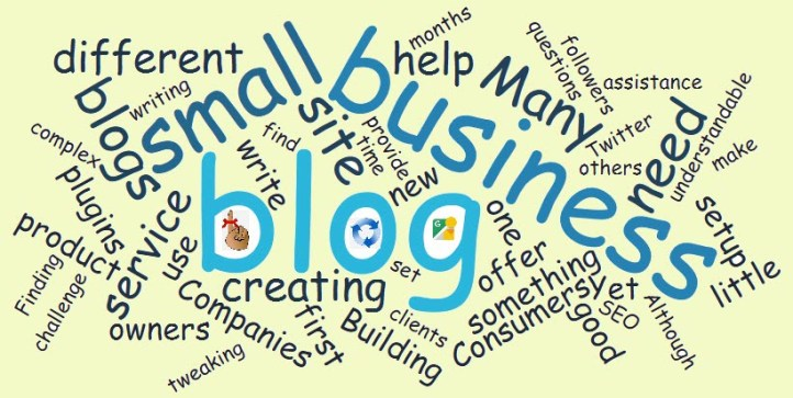 Small Business Blog by Peter B. Giblett