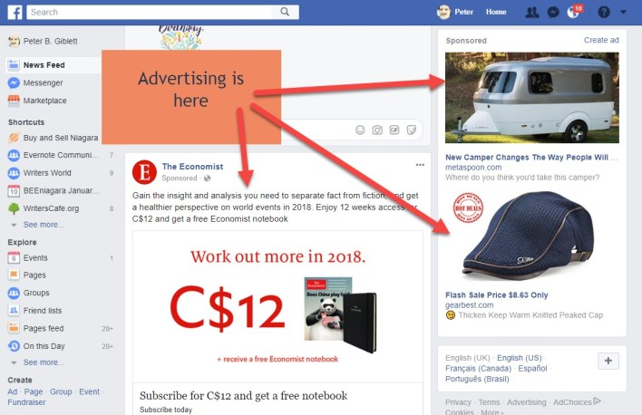Empower your publicity - Facebook Advertising
