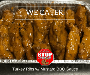 catering, gobble stop smokehouse