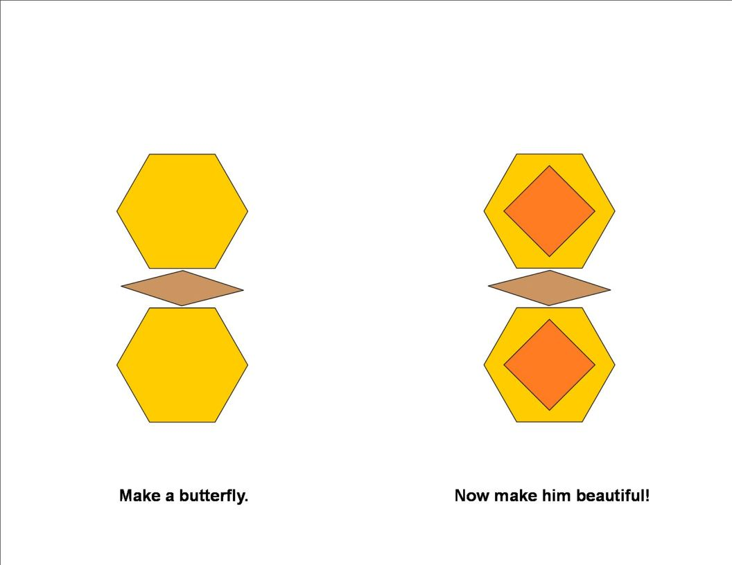 35 New Pattern Block Activity Cards Prek Pre K Math
