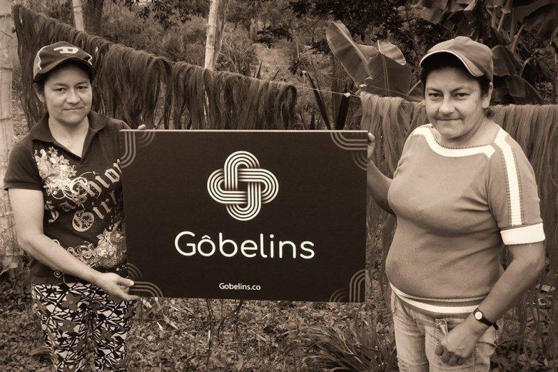 Gôbelins | Quiénes Somos | Gobelins Tapetes Artesanales La Ruta Del Fique