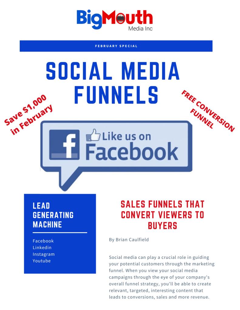 BigMouth Media Social Media Promotion1