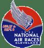 1932 national air races logo