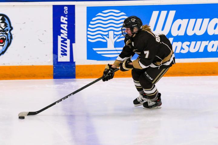 Kate Gregoire - Women's Hockey - University of Manitoba Athletics