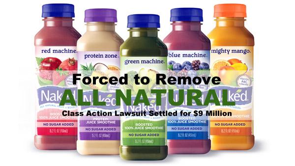 Naked Juice Class Action Settlement - $45 or $75 Claim - Hustler Money Blog