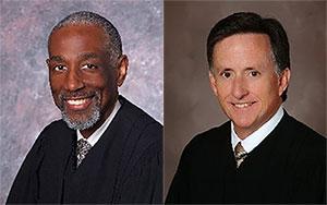 Judge Williams, Judge Leary