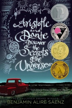 Books That Are Perfect Gifts For Friends (Aristotle and Dante Discover the Secrets of the Universe)