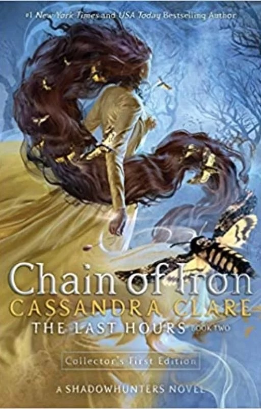 Chain of Iron: By Cassandra Clare Is Exciting, Breathtaking and Awesome