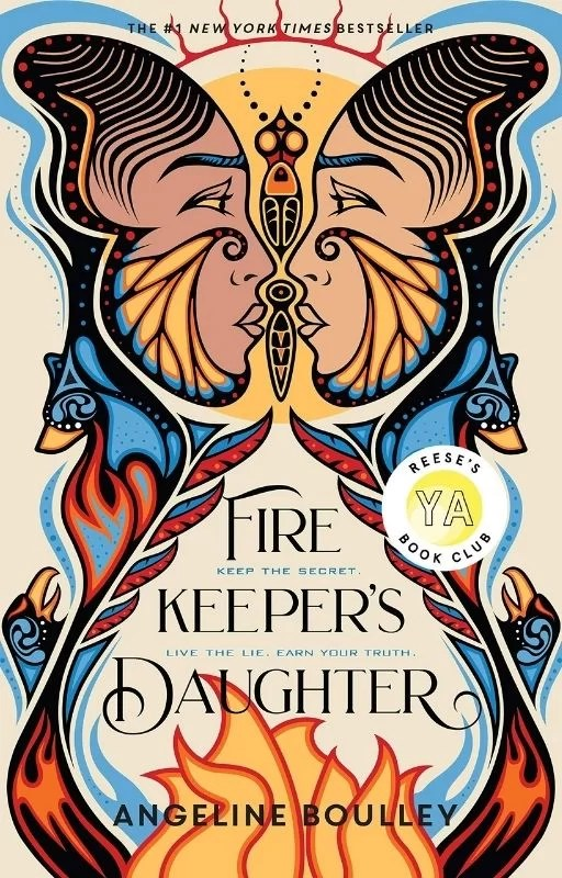 Firekeeper's Daughter: By Angeline Boulley Is A Stunning And Thrilling Debut Novel