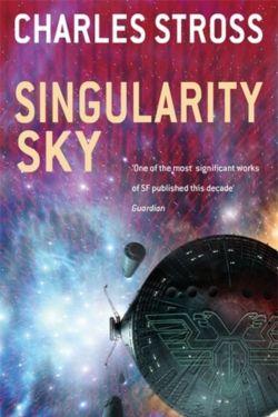 9 Best Books on Artificial Intelligence (Singularity Sky)