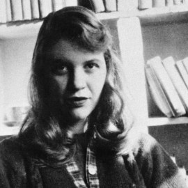 Authors Who lived The Most Tragic And Sad Life (Sylvia Plath)