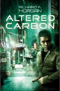 Best AI Books (Altered Carbon)