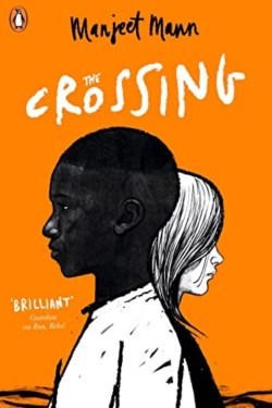 Best books my authors of India in June 2021 (The Crossing by Manjeet Mann)
