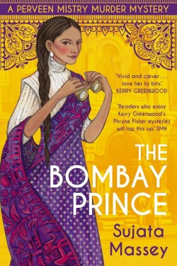 Top 10 Books By Indian Authors In June 2021 (The Bombay Prince by Sujata Massey)