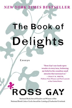 The Book of Delights by Ross Gay